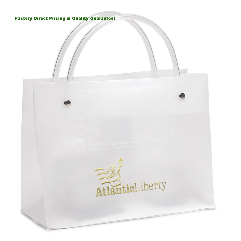 Eco Friendly Plastic Tote Bags