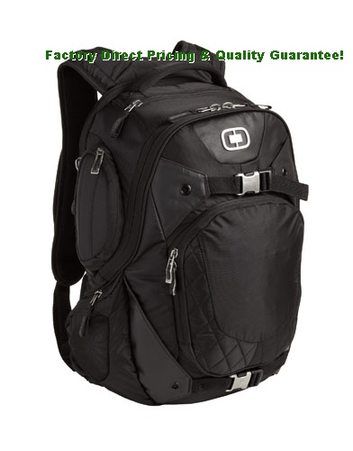 China Custom Conquer Sport Backpacks