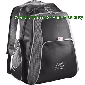 Factory  Direct Promotional Printed Backpacks
