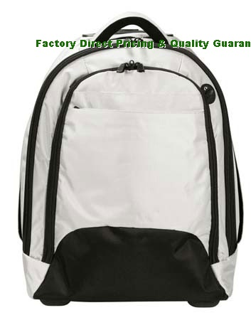 China Custom Printed Trolley Backpacks