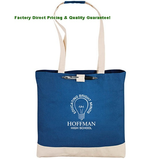 Factory Direct Lightweight Cotton Tote