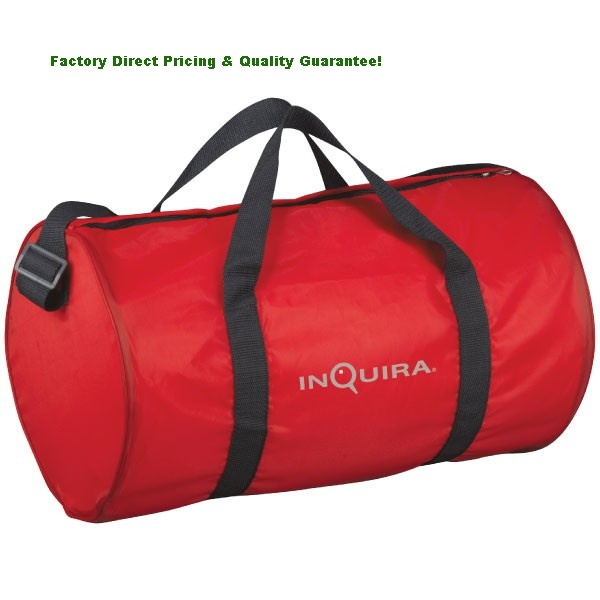 Promotional China Budget Duffel Bags