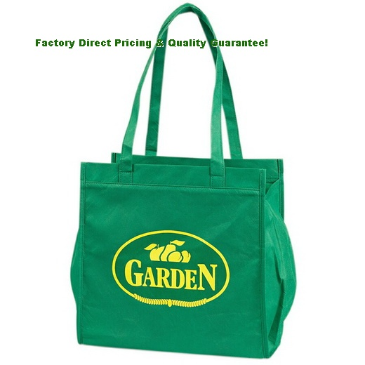 Factory Direct Reusable All Purpose Shopping Bags