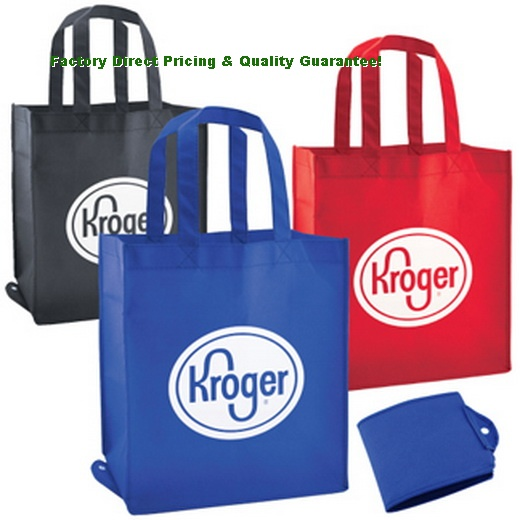 Factory Direct Quality Foldable Grocery Bag