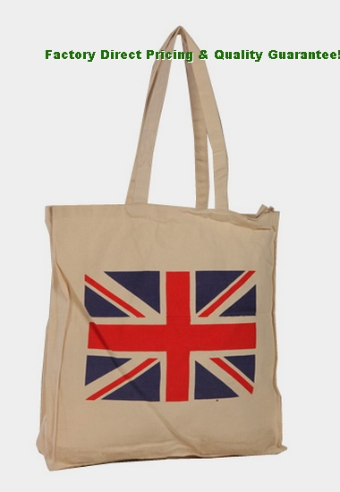 2012 Olympic Games Promotional Cotton Bags
