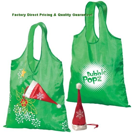 Factory Direct Eco Seasons Greetings Tote
