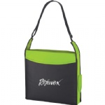 China Custom 600D Poly-canvas Meeting Bags