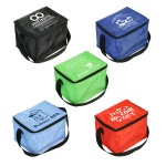 China Custom Polyester Cooler Bags