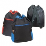 China Custom Polyester Drawstring Sportpack