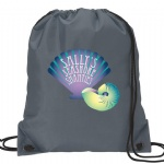 Printed Budget Drawstring Backpacks Factory Direct