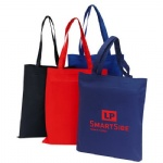 Factory Direct Colored Promotional Cotton Tote Bag