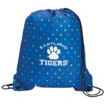 China Custom Dressed Up Drawstring Bag