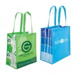 Factory Direct Laminated Shopper Tote Bags
