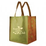 China Custom Matte Laminated Rpet Tote Bag