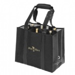 China Custom Eco PET Wine Tote Bag