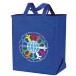 China Custom Eco Grocery Tote Bag