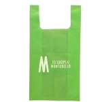 China Custom T-Shirt Grocery Tote Bag