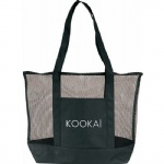 Factory Direct Mesh Grocery Tote Bag