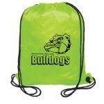 China Custom Promotional Drawstring Backpacks