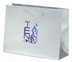 Factory Direct Eco Paper Matte Shopping Bags