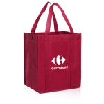 China Custom Grocery Reusable Tote