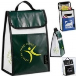 China Custom Laminated Non-woven Lunch Bag