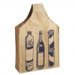 China Custom Jute Wine Holder