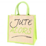 China Custom Promotional Jute Bags
