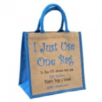 China Custom Promotional Jute Shopping Bags
