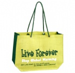 China Promotional Jute Shopping Bags