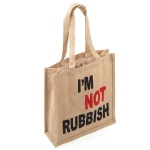 Factory Direct Promotional Jute Tote Bags