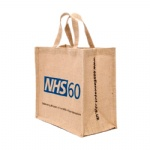 Factory Direct Promotional Printed Jute Bags