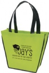 China Custom Celebration Non Woven Tote Bags