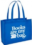China Custom Non Woven Book Tote Bags